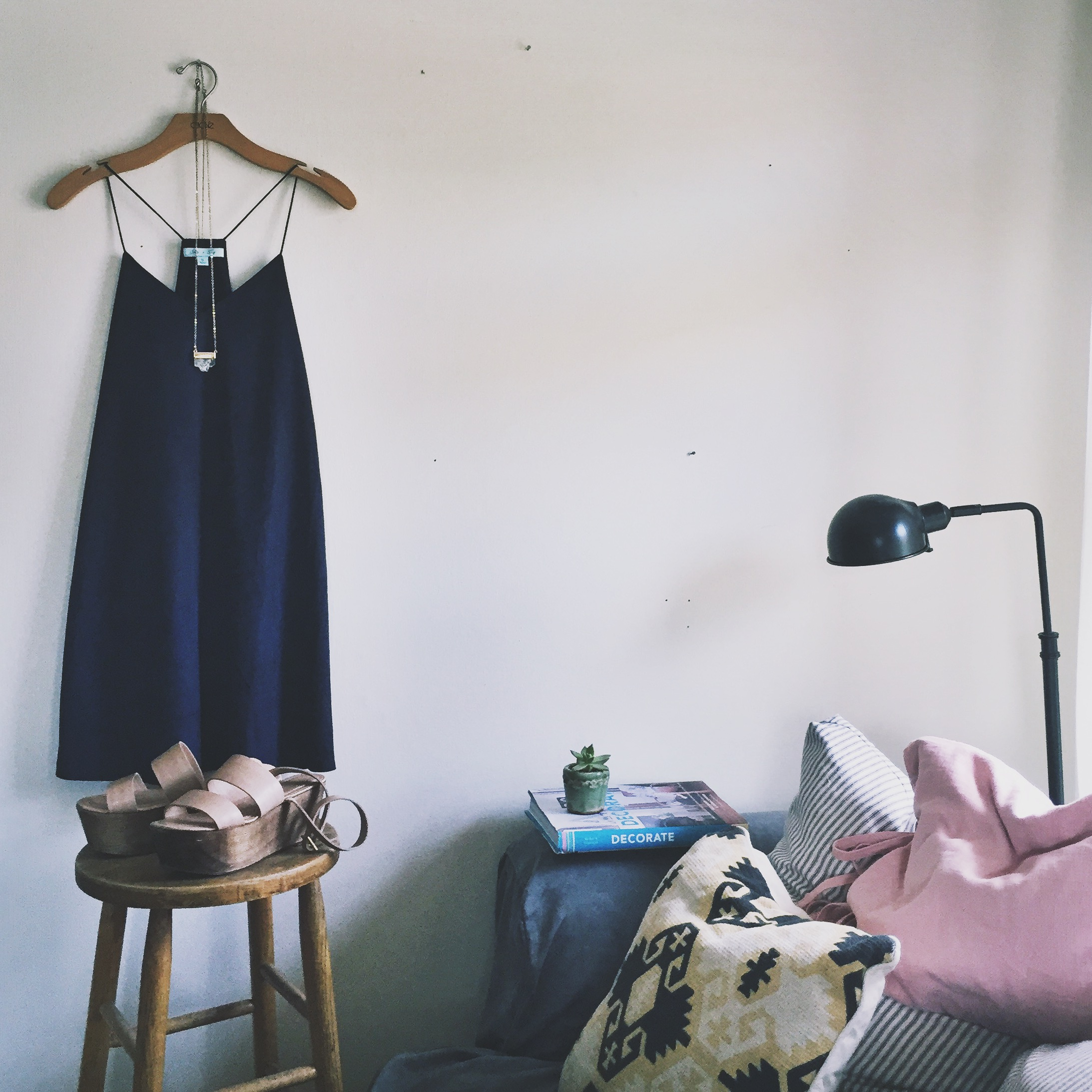 fancy dress, navy suede, platform clogs, thrift store finds, accessories, fashion, outfits, photography, memphis photography, christen jones, photography, neutrals, what to wear